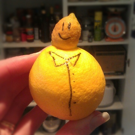 Leonard the Lemon