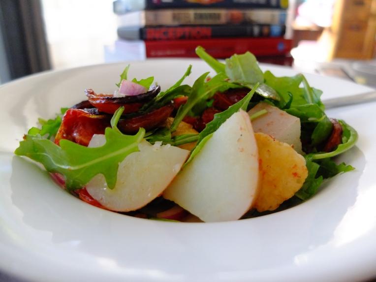 Meat Salad.