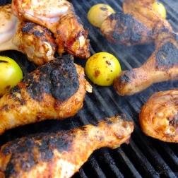 BBQ Chicken Nibblies